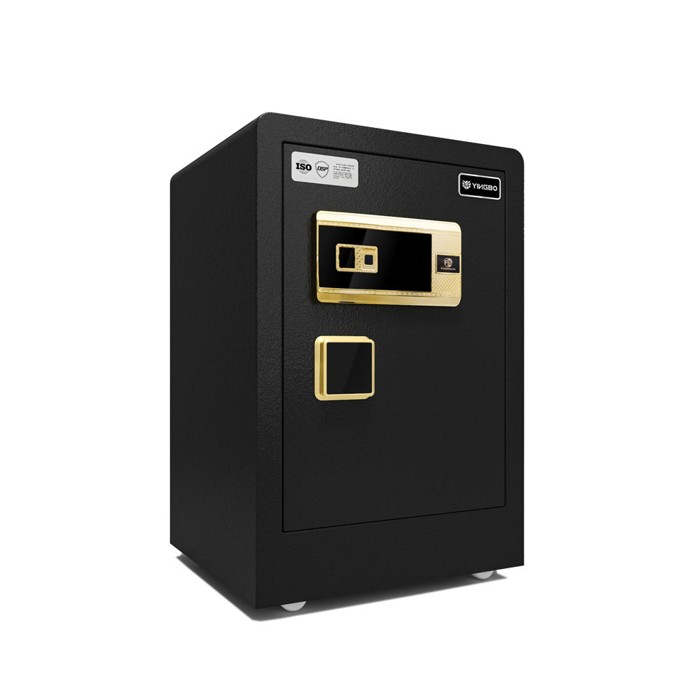 Fingerprint Digital Lock Smart Safe Boxes For Home
