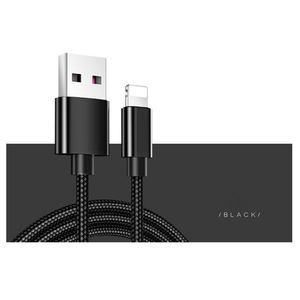 1m high quality fast charging 2.4A type c data usb cable for phone