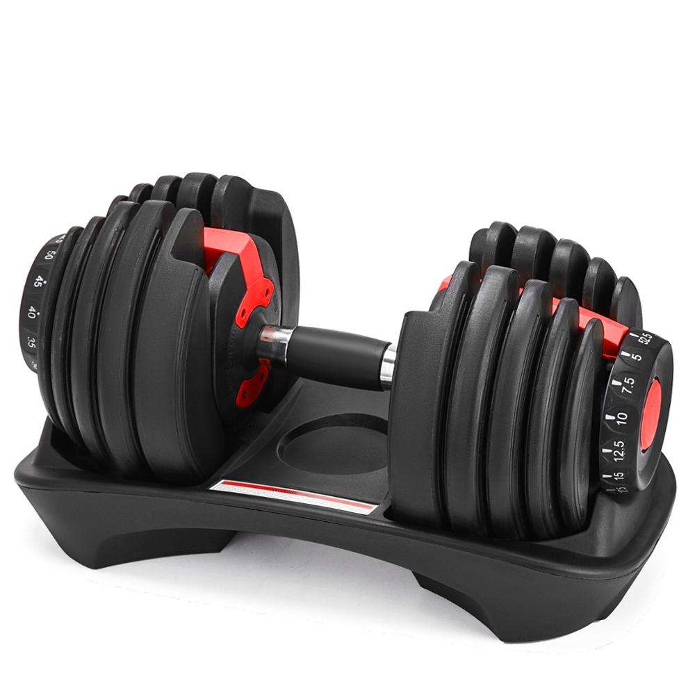 Best selling low price Barbell Variable 15 Levels 40kg Gym Fixed 50kg Buy New Dumbbells The Adjustable Dumbbell