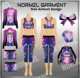 Costume Cheerleading Custom Sublimation Cheer Practice Girls Outfit Dance Costume Cheerleading Uniforms