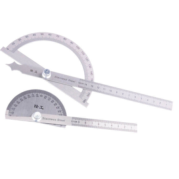 0-180 Degree Dial Universal Bevel Protractor 360 degree protractor