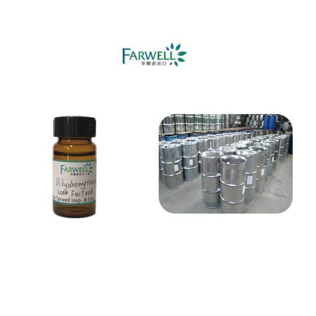Farwell perfumes and fragrances raw material CAS# 18479-58-8 Dihydromyrcenol
