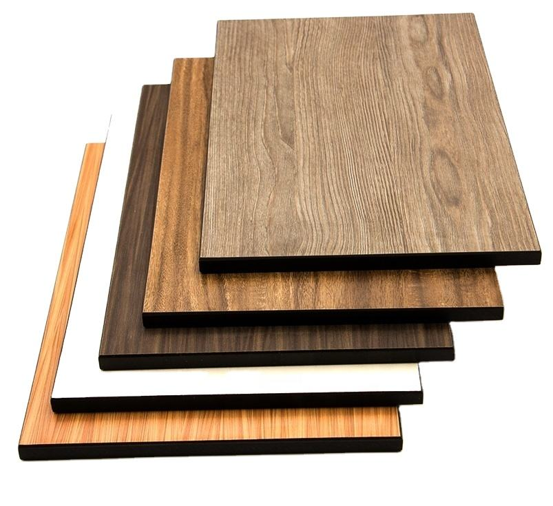 Custom Size 18mm Black Brown Marine Plywood Board Price In Philippines