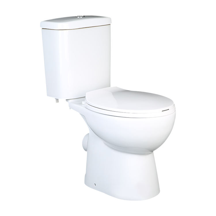 High quality sanitaryware wc toilets ceramic bathroom toilet two piece toilet