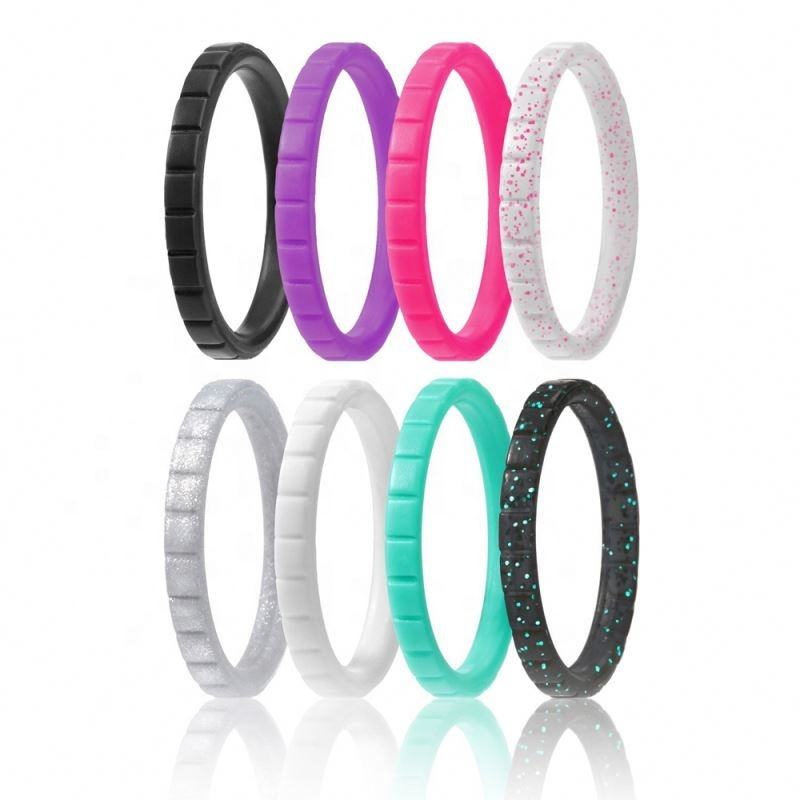 Durable Silicone Tyre Finger Training Hand Power Ring