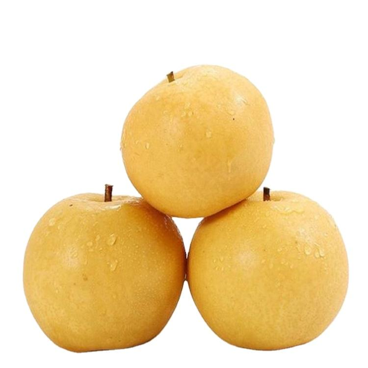 China Whole Sale Fresh Crown Pear Sweet Golden Pears