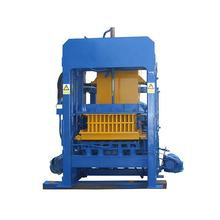 new business ideas invest fly ash hempcrete brick machines qt 4-15  automatic hydraulic press machine
