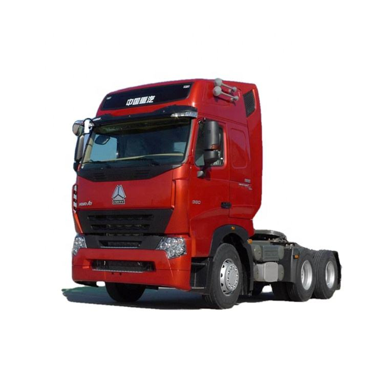 SINOTRUCK low price 371hp 420hp SINOTRUK Philippines HOWO A7 tractor truck for Philipplines