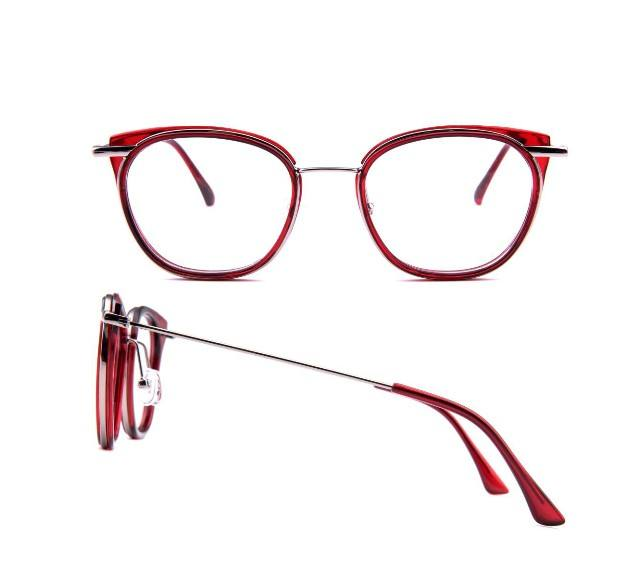 Hot Deal [ Acetate ] Acetate Glasses Acetate Frame Fashional Acetate Newest Ultra Thin Colorful Glasses Frames