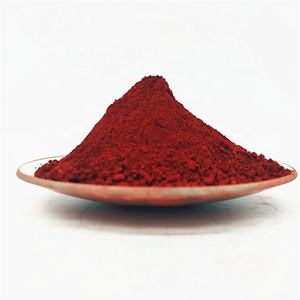 Iron oxide red asphalt powder coating powders pigment for bitumen asphalt