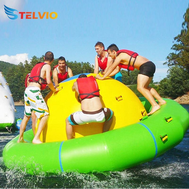 New Design Inflatable Flying Towable Game Inflatable Disco Boat For Sale