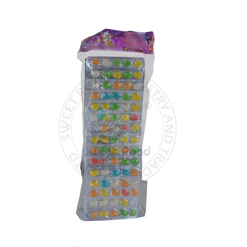 Fruity Mini Jelly Candy in Bag