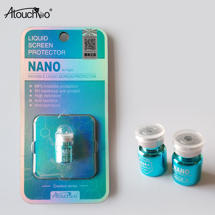 2019 Hot Selling Liquid Nano Screen Protector for All Smartphone