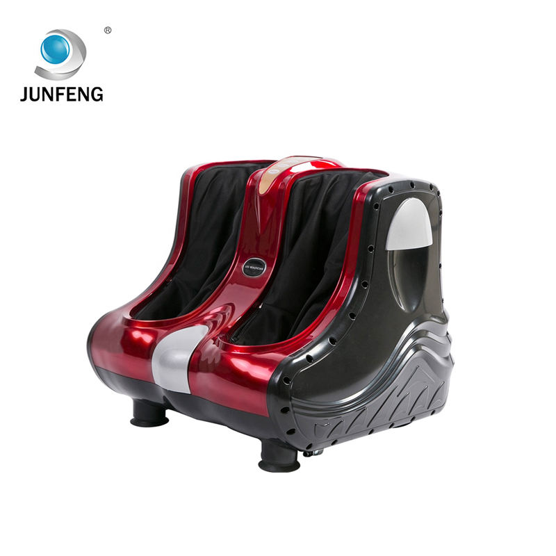 Blood circulation foot massage machine electric vibrating leg foot massager