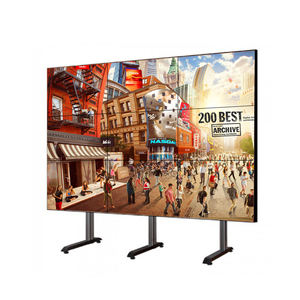 hot video TV 46 inch narrow bezel 1.8mm samsung lcd video wall panel