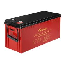 High Temperature 12V 200Ah Solar Energy UPS Deep Cycle Dry Gel Cell Batteries