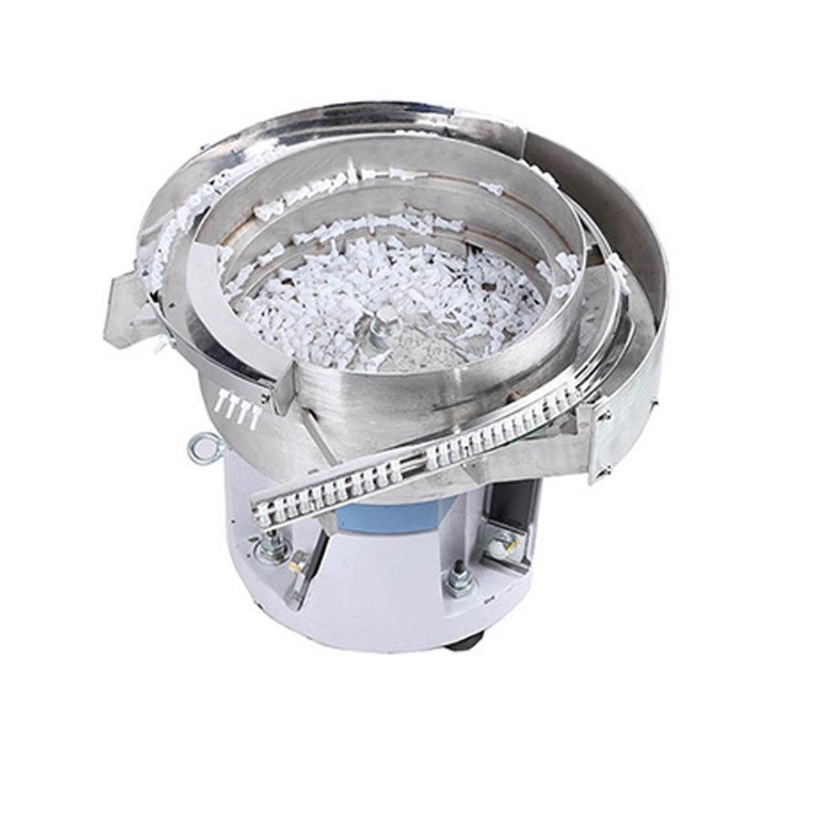 Personalizado alimentador vibratorio para la asamblea de vivienda máquina de sistema de alimentación