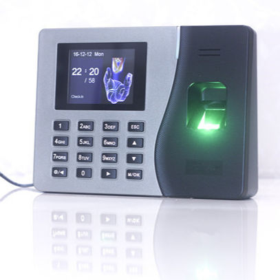 K14 with new firmware ADMS best-selling multi-country fingerprint and password attendance machine staff attendance