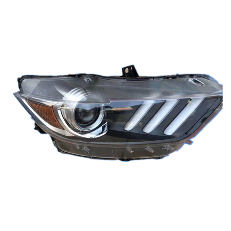 Made for 2015-19 new Mustang headlamp half assembly 4 6 7 needle headlight