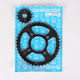 Hot selling cd70 chain sprocket motorcycle Chain and sprocket kits transmission sprocket for motorcycle parts accessories
