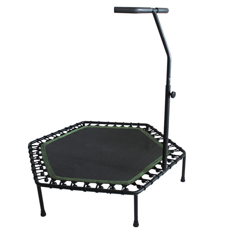 Gym Apparatuur Fitness Oefening Indoor Gymnastiek Mini Trampoline Te Koop