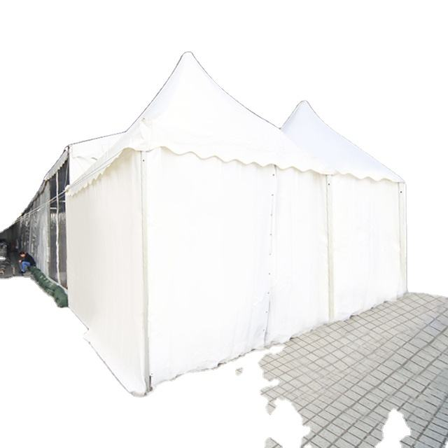 KENTEN Hot Sale Wedding Events Tent With Capacity Of 400 People With Aluminum And PVC Material Tent for Events Wedding