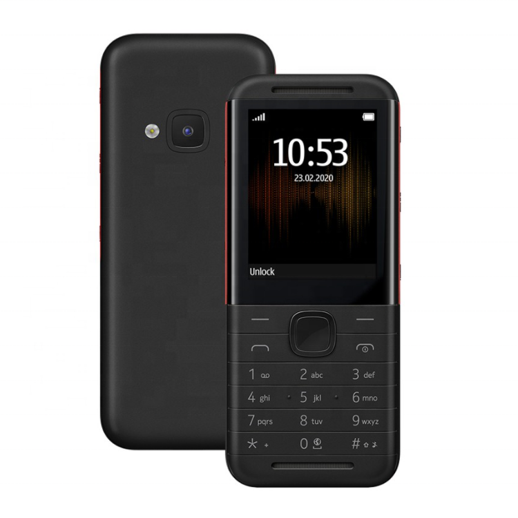 2020 version GSM 2G bar phone new mobile phone 1.77 inch feature cheap cellphone for Nokia 5310 2720 150