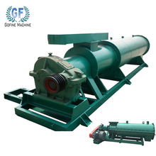 Organic Fertilizer Granulator / Organic Fertilizer Making Machine / Chicken Manure Pellet Machine