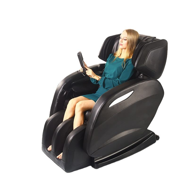 Real Relax Remote Control Innovative Massage Chair Free Shipping To US