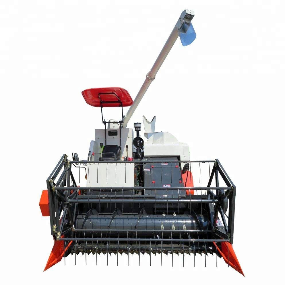 Agricultural Machinery Kubota Similar Rice Combine Harvester Machine with Cheap Price