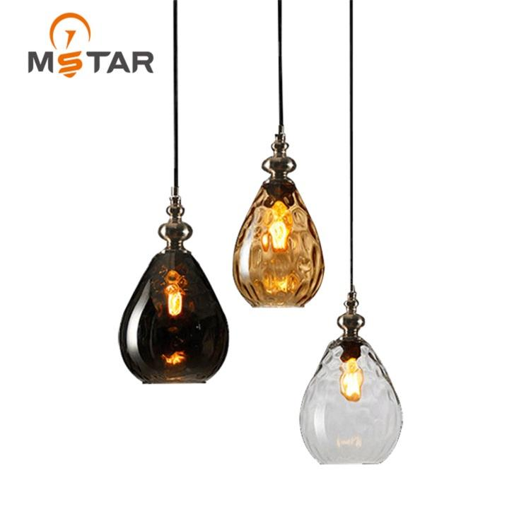 3 Years Warranty [ Lamp Light ] Lamp Pendant Light Modern Decorative Mounting Retractable Rope Cord Indoor Room Stairs E27 Metal Glass Chandelier Lamp Pendant Light