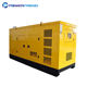Korea doosan engine standby power 500kva electric soundproof generator diesel