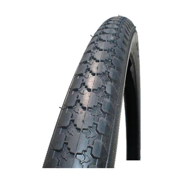 Rubber bicycle tire for KENDA tire of 14 inch bike tire