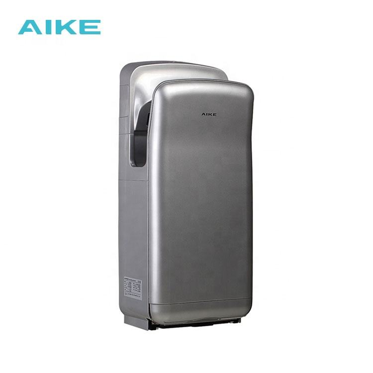 AIKE AK2005H Commercial Bathroom Jet Automatic No Battery Operated Hand Dryer with HEPA Filter