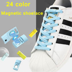 Factory price magnetic shoelaces quick no tie shoe magnetic shoelaces quick no tie shoe