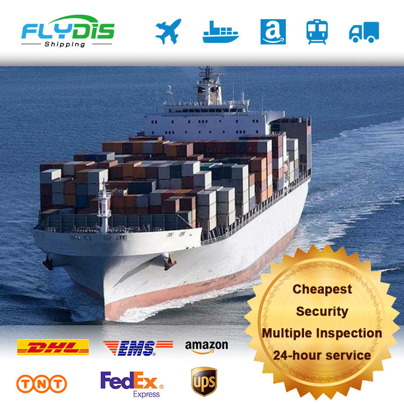 DDP USA amazon FBA freight forwarder sea agent shipping international boat for transport sea shipping china to United States/uk