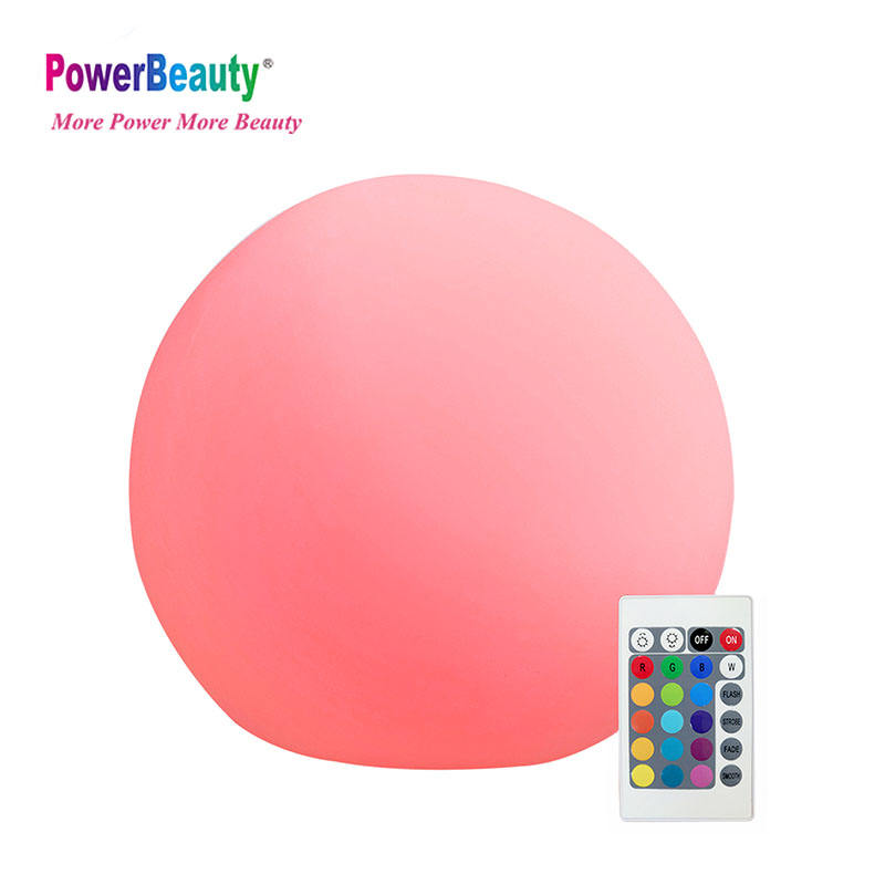 OEM customized professional solar light balls waterproof floating led pool outdoor solar led swimming pool ball light