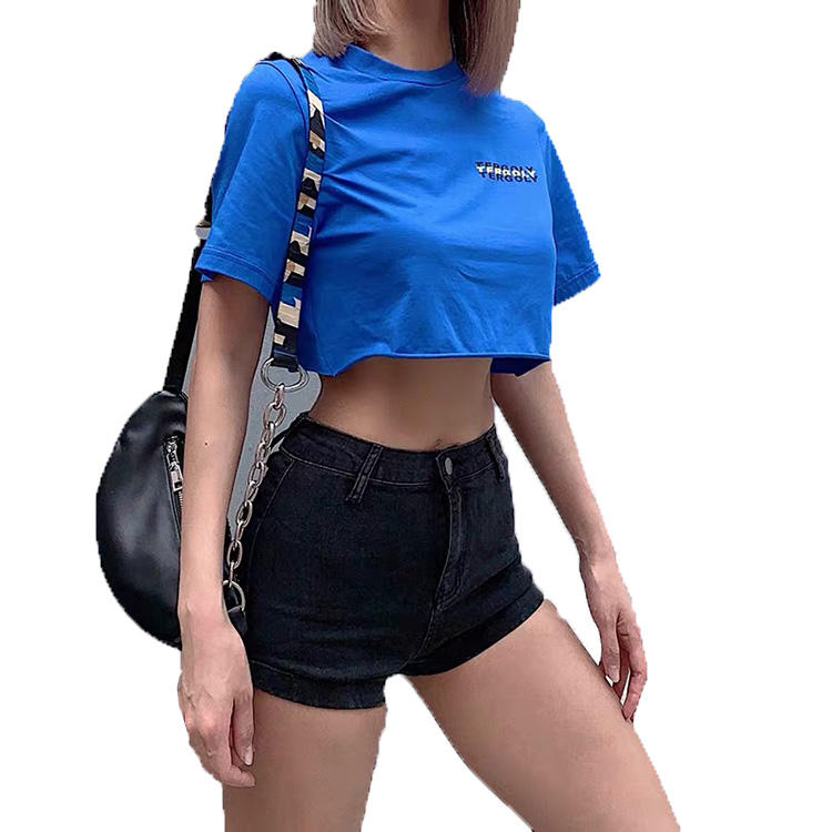 cheap custom cheerleading female women's clothing crop tops