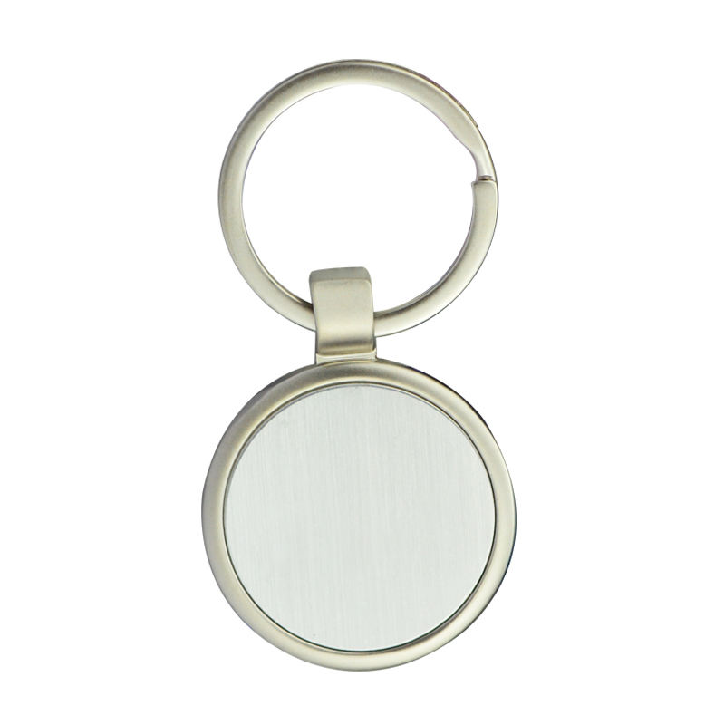 Collectible Free Design Stainless Steel Materials Key Ring Keychain For Car