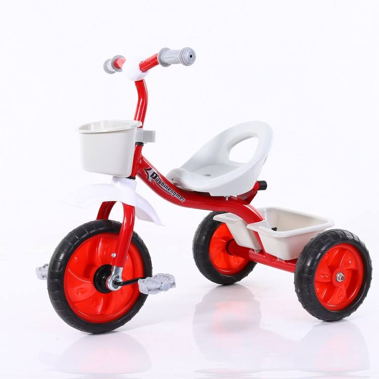 ride on car / China factory suppliers wholesale three wheels kids pedal bike / child rickshaw / baby tricycle