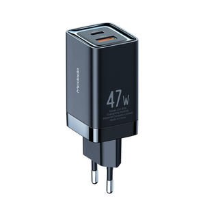 Mcdodo 47W 45W 30W 18W Pd Eu Uk Plug Charger 45W Pd Cepat Tipe C usb Charger Pengisian Cepat Gan Charger Dinding