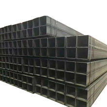 High Quality ERW Rectangular Steel Pipes and Tubes