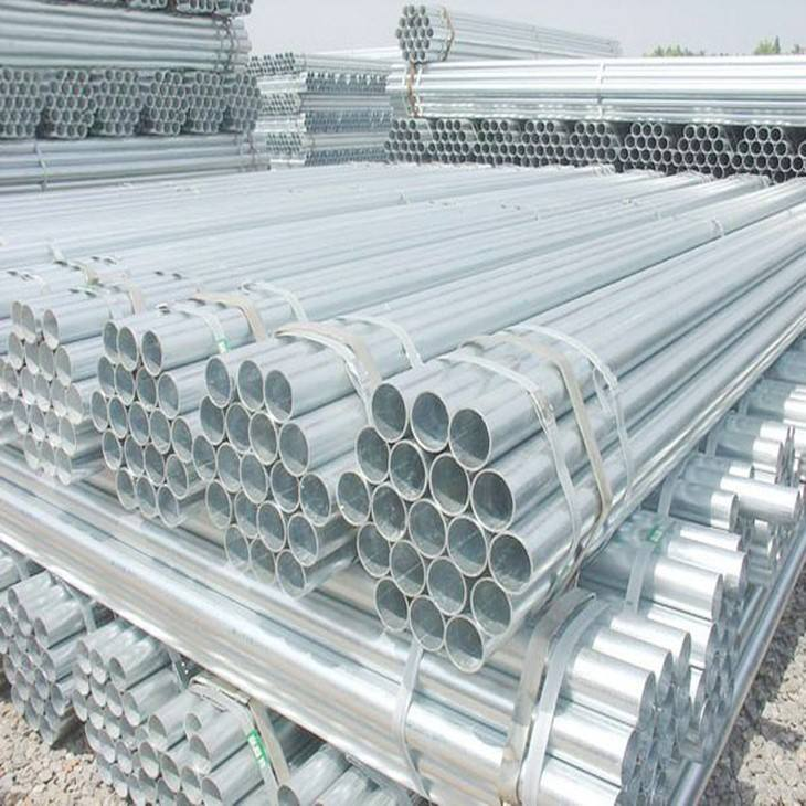 Manufacturer ASTM BS Pre Galvanized Pipe price gi Hot Dip Galvanized Steel Pipe