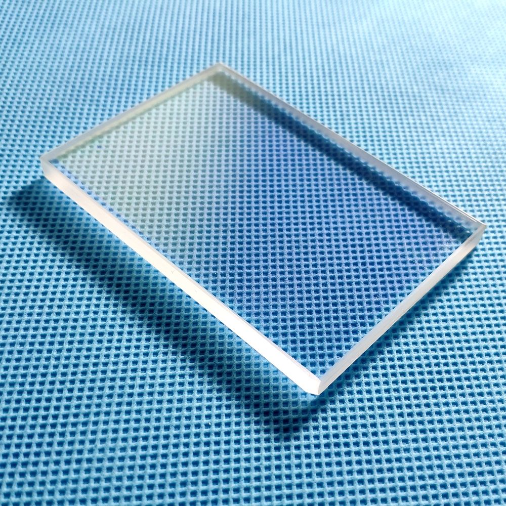 Customized Quartz Glass Sheet With High Quality And Low Price