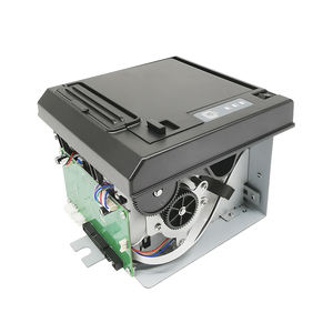 Harga: 80 MM Serial Port Kios PANEL MOUNT Thermal Printer Tiket