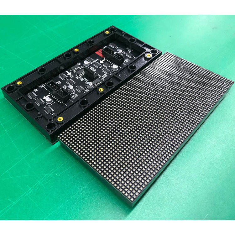 Real Time Stock Ticker Market Tape Led Display And Led Bank Display Boards Dedicated Led Module P2.5 16X8cm