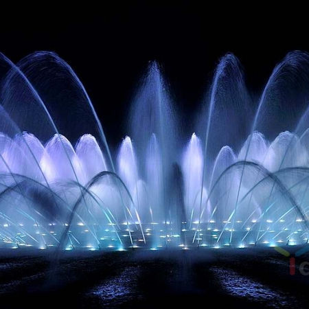 Music Dancing Musical Fountain Stainless Fountain