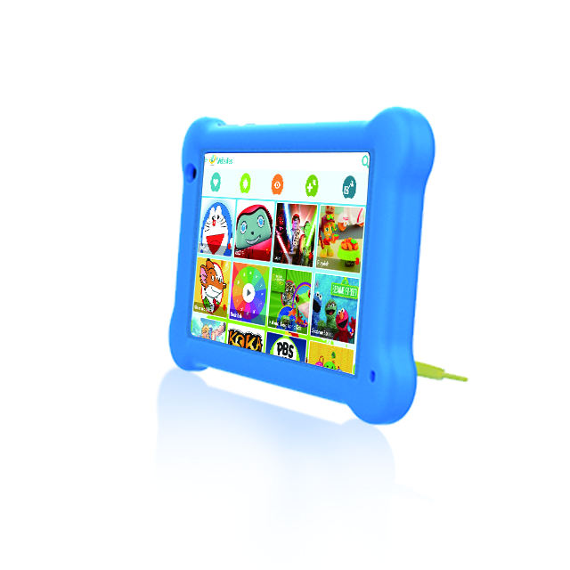 OEM ODM 7 inch HD screen 32GB parental control 2 cameras pad tablet pc for children family education