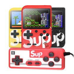 2020 400 in 1 Mini Controle De Sup Games Console Player Boy Console 2 Player Video Box Classic Retro Sup X Game for Two Players