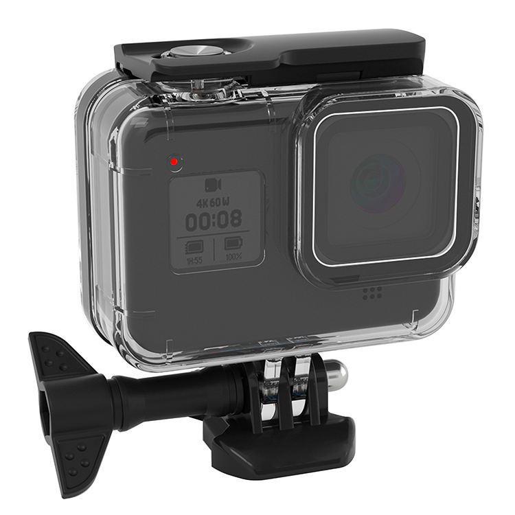 Factory Direct Price Waterproof Camera Case For Camera Hero 8